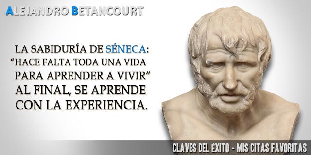 Alejandro Betancourt citas faovoritas: Experiencia