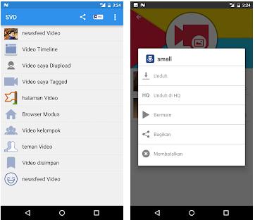 Facebook Video Downloader Pro versi terbaru