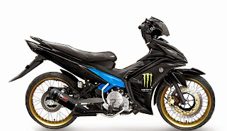 modifikasi motor yamaha new jupiter mx 2013