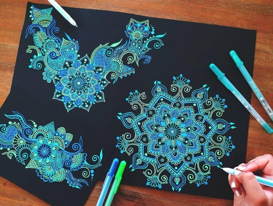 04-Mandala-and-Zentangle-Drawings-Simran-Savadia-www-designstack-co