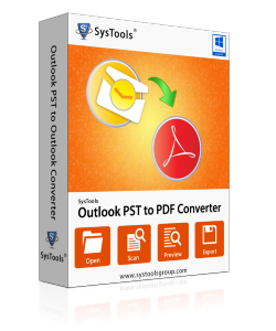 Different Techniques to Save Mail from Outlook As PDF in Windows