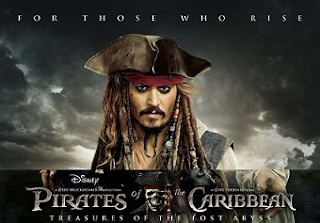 Daftar Film Terbaru 2017, Pirates of The Caribbean 5