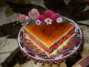 Mentega Keju Cakes House: marble cheese cake