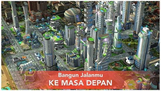 game membangun kota di android terbaik