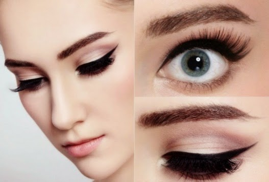 Fomo Fashion On My Own The Latest Eye Makeup Trends By Elle 18