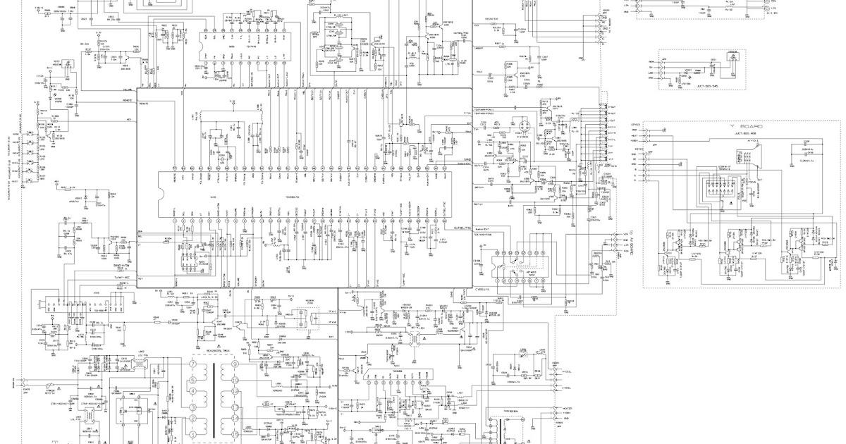 elektrotricks: Changhong 21NF55-21PF93 CRT TV