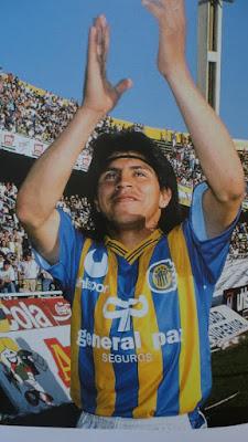 descuento en venta estilos frescos gran descuento de 2019 Futbolistas de Rosario Central: José Luis Rodríguez