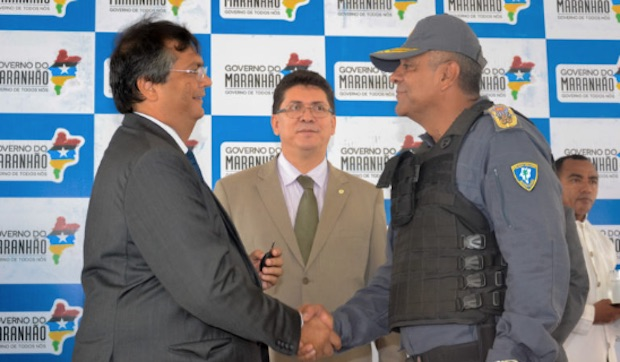 Partidos protocolam pedido de intervenção na Secretaria de Segurança do MA