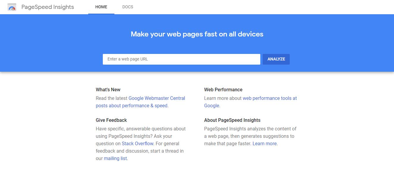 Optimasi Pagespeed Insights Meningkatkan Kecepatan Blog