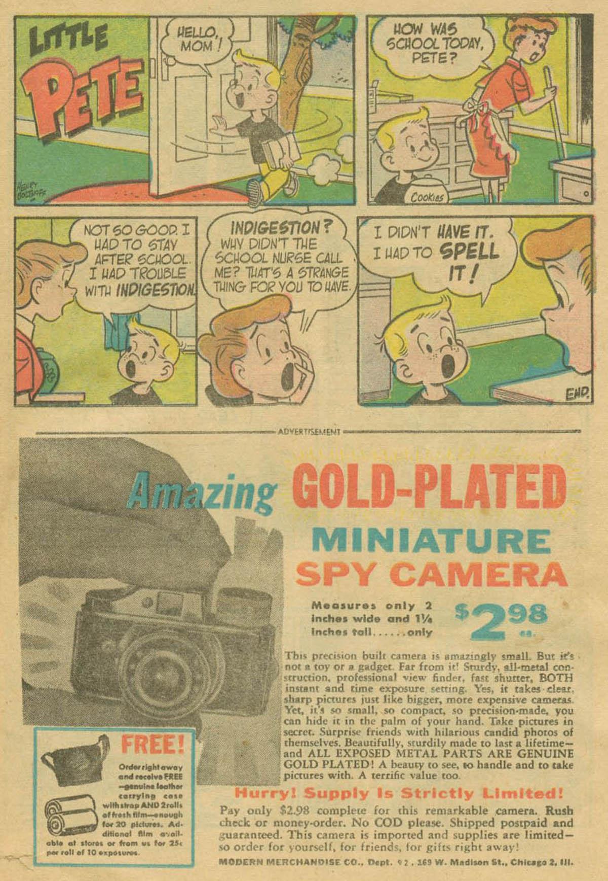Action Comics (1938) 208 Page 21