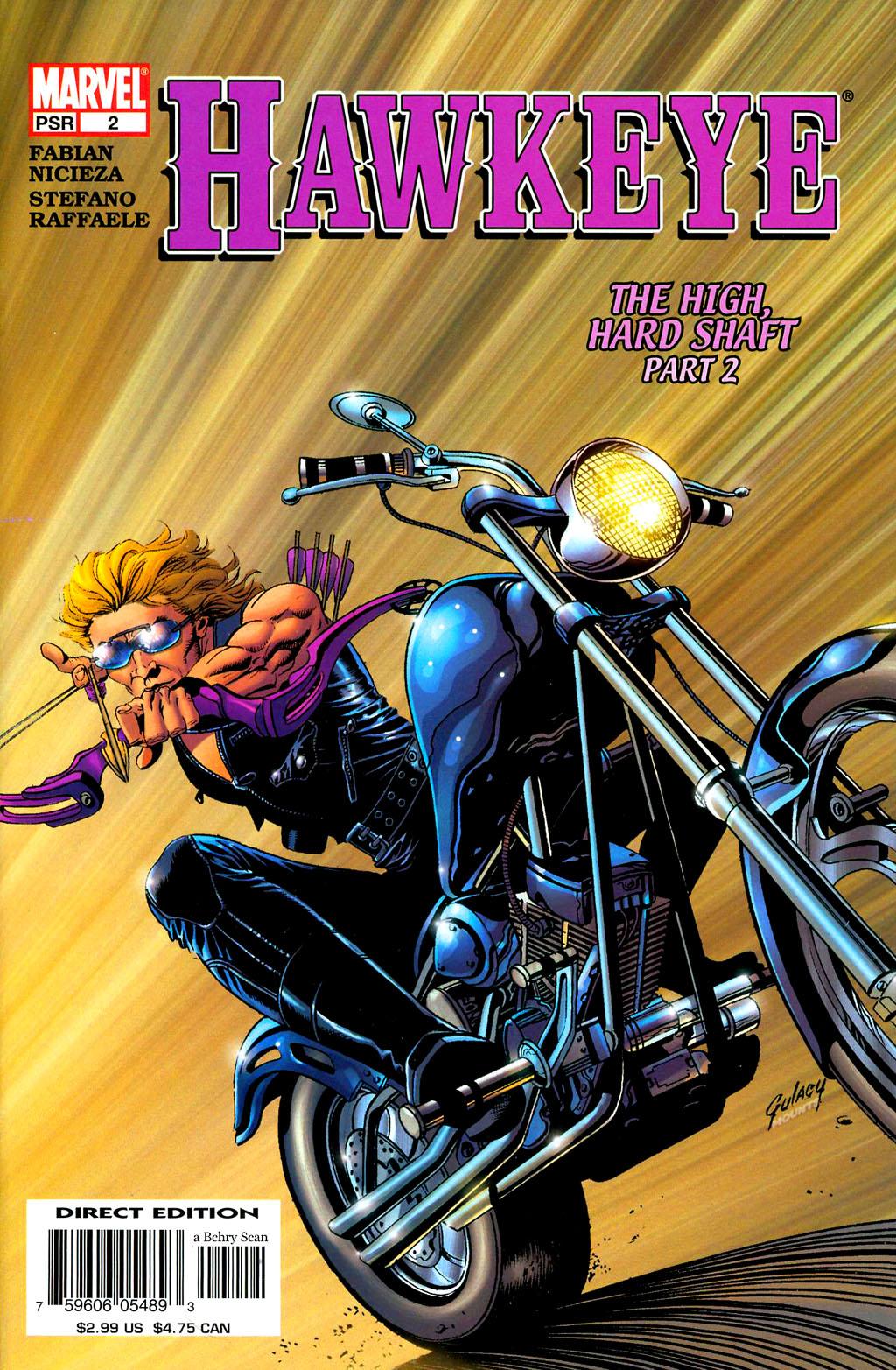 Hawkeye (2003) Issue #2 #2 - English 1