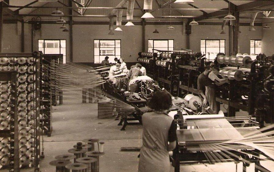 Knitting Jobs Near Me : Newhousenotebook photos of our old factory near cardiff