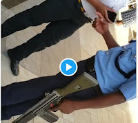 lina%2B4 - SHAME as cops are caught on camera harassing an innocent father and his kids at The Hub in Karen, MATIANG'I please(VIDEOS).