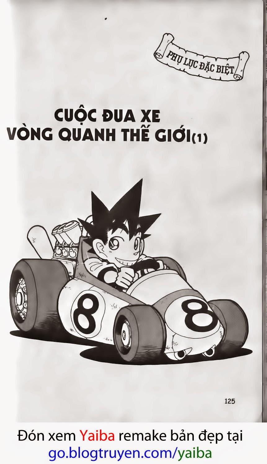 Yaiba chap 173 - phụ lục trang 2