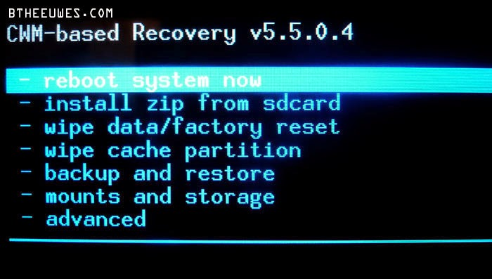 Ctr recovery android download