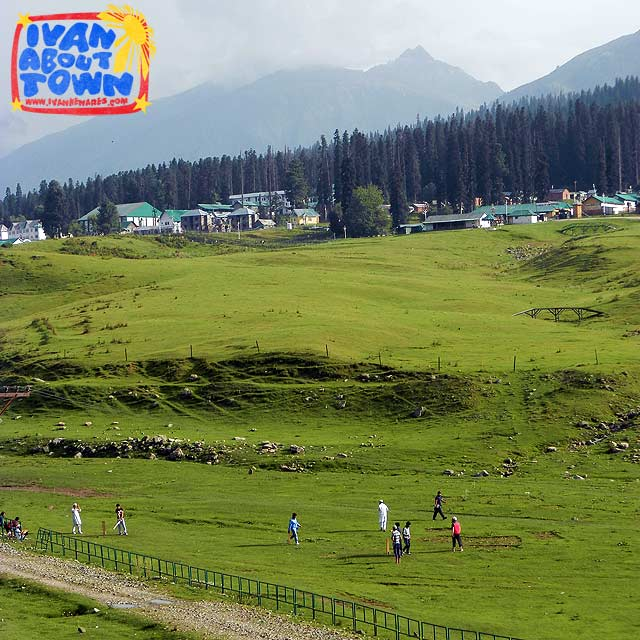 Gulmarg Kashmir India Strawberry Valley