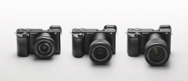 Fotografia della Sony A6000, A6300, A6500