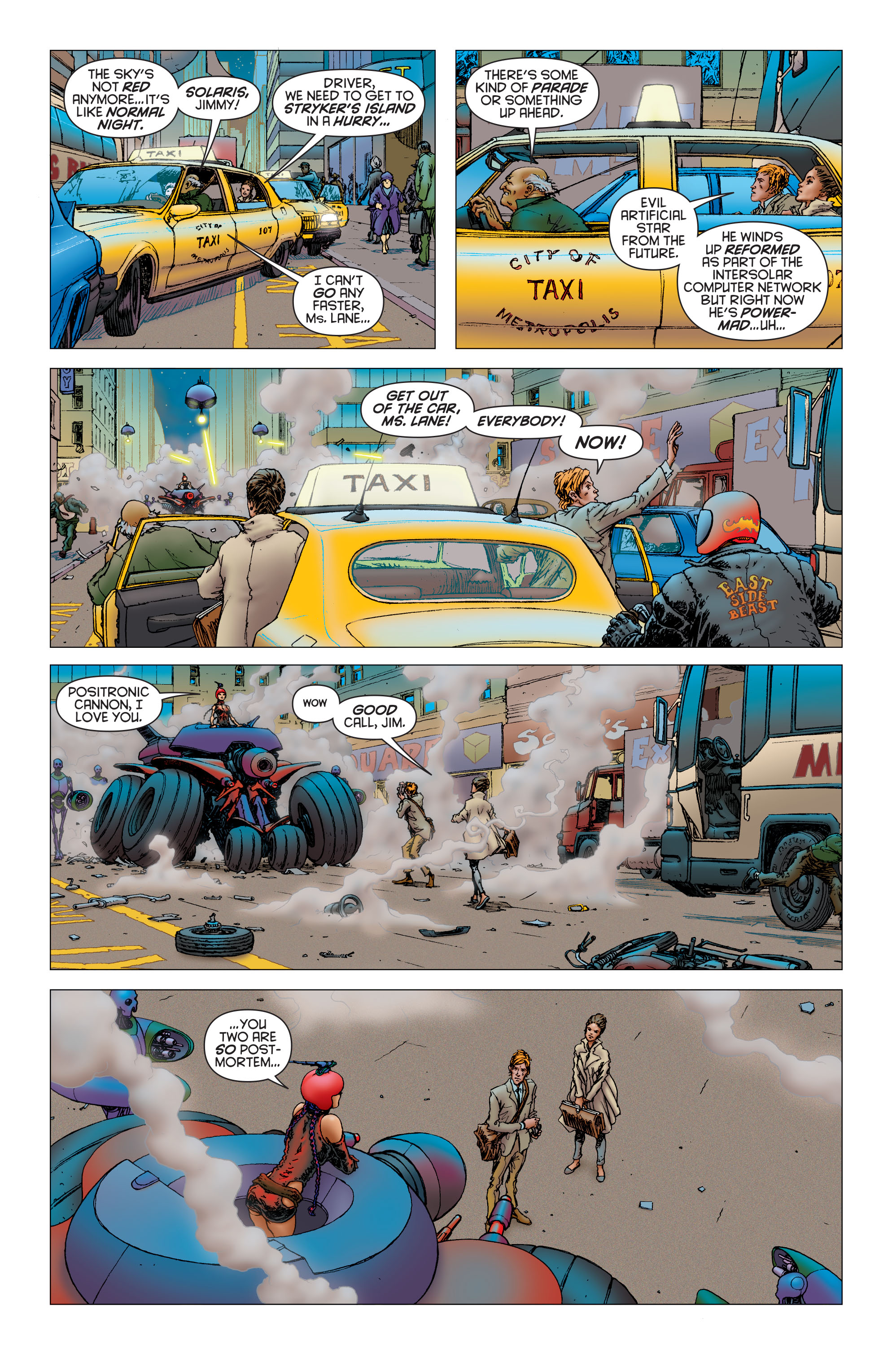 Read online All Star Superman comic -  Issue #11 - 18