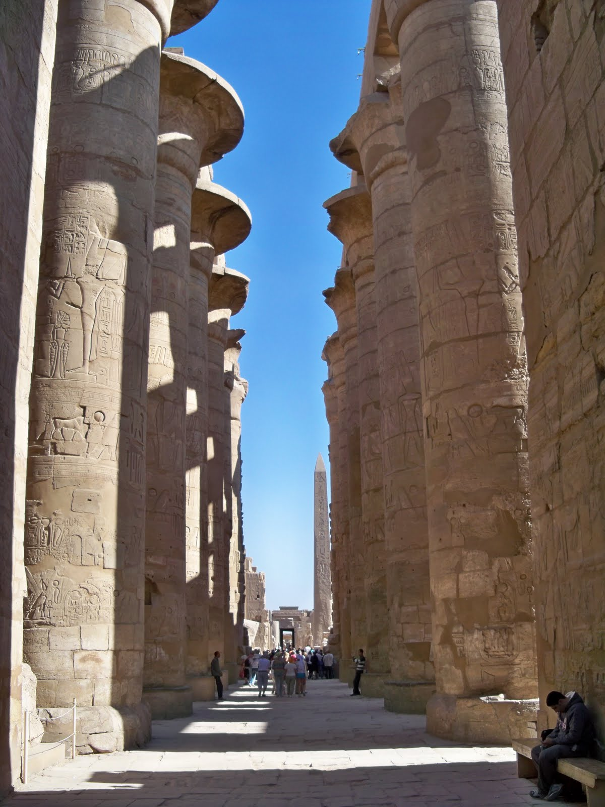 Amun Re Photographic Arts: The Hauptmann's: Valley Of The Kings To Karnak Day 8