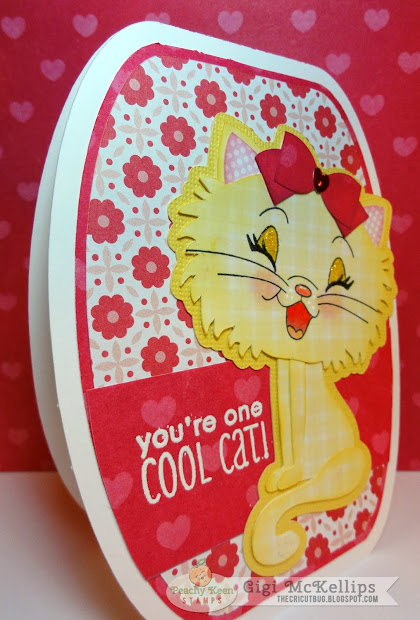 Cricut Bug ' Cool Cat