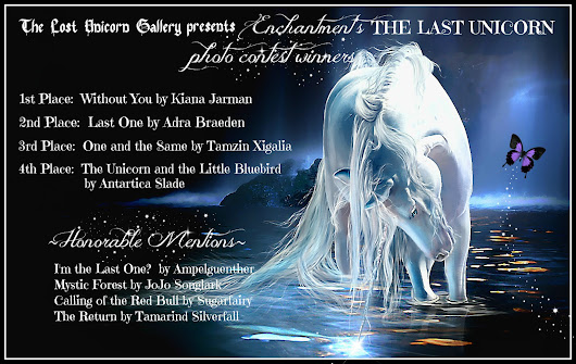 The Last Unicorn Photo Contest Winners and Pictures!