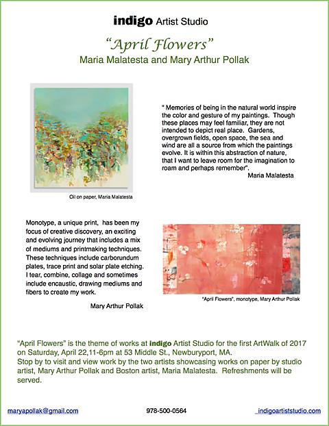 Mary Pollak Art