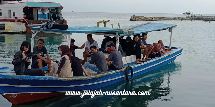 paket wisata open trip pulau harapan kepulauan seribu jakarta