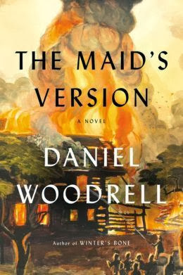 The Maid's Version by Daniel Woodrell - book cover