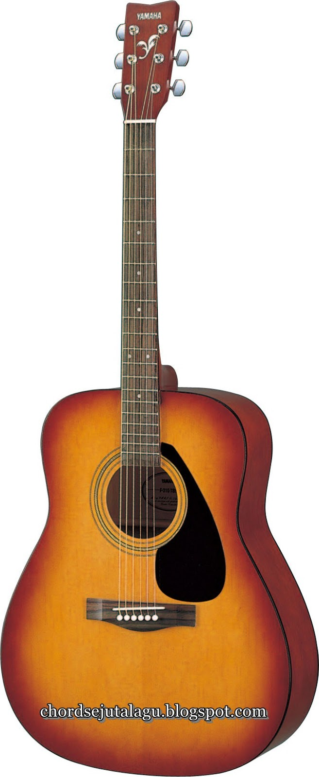 Spesifikasi Dan Harga Gitar Akustik Yamaha F310