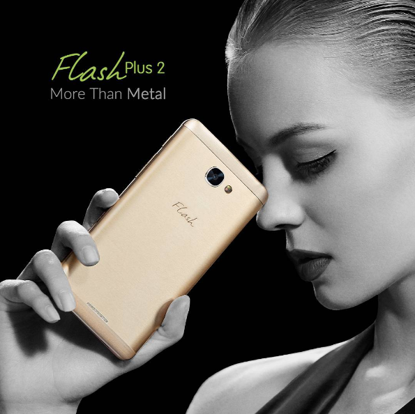 Flash surpasses the definition of metal with its new Flash Plus 2