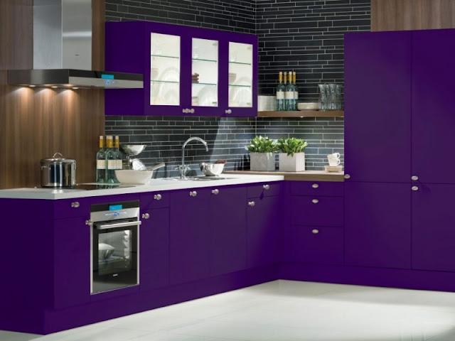 Purple Kitchens Purple Kitchens Purple 2BKitchens5
