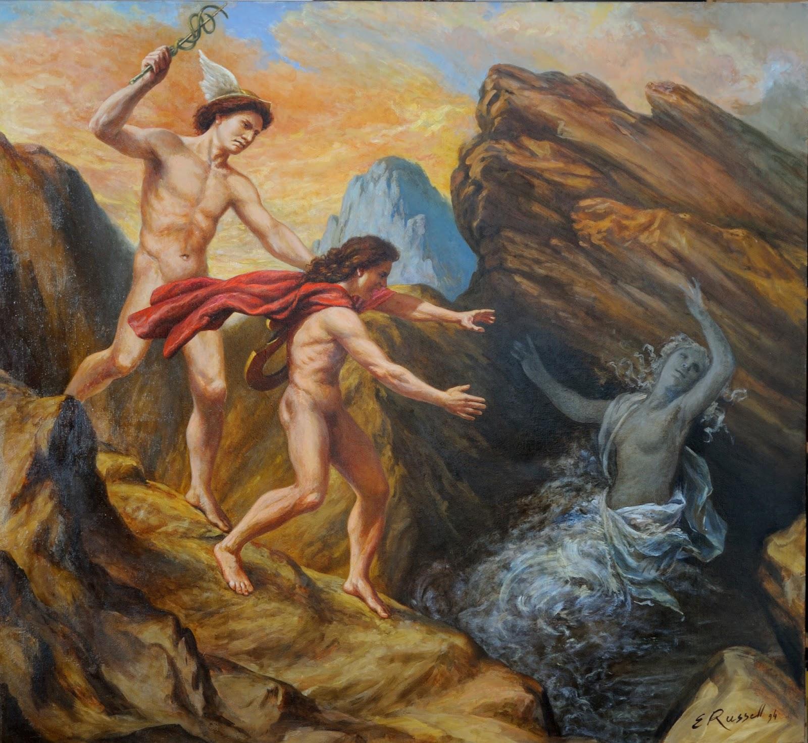 Legend Love story of ''Orpheus...