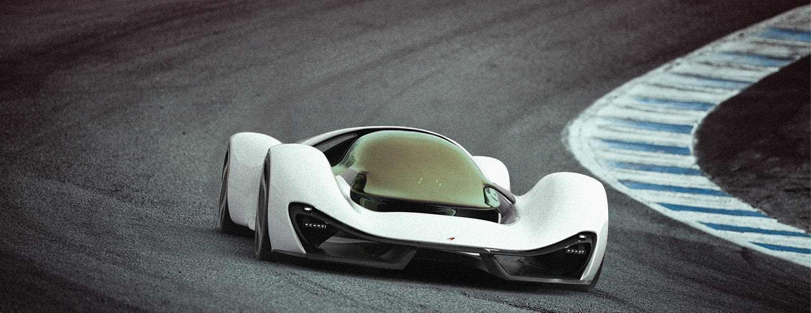 2020 Mclaren Single Seater Hypercar Study Is Out Of This
