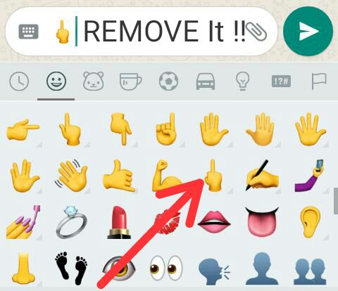 Notice To Whatsapp For Removing Middle Finger Emoji By Gurmeet Singh | whatsapp News Hindi