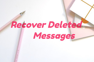 How I Can See Deleted Messages From Facebook
