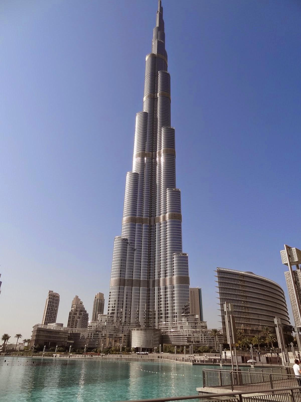 Burj Khalifa - Umroh Plus Dubai 2019