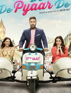 De De Pyaar De song Chale Aana sees Ajay Devgn, viralthing ...