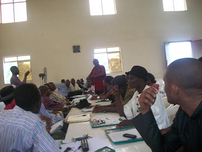 PIB: Protect Host Communities, and the Environment - Ogoni Chiefs