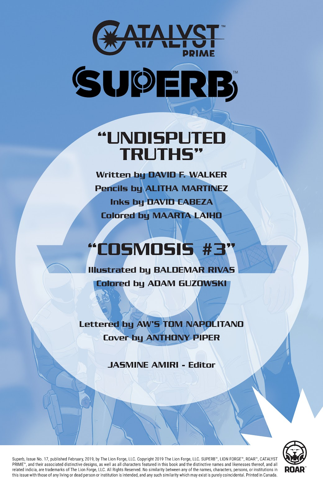 Read online Superb comic -  Issue #17 - 2