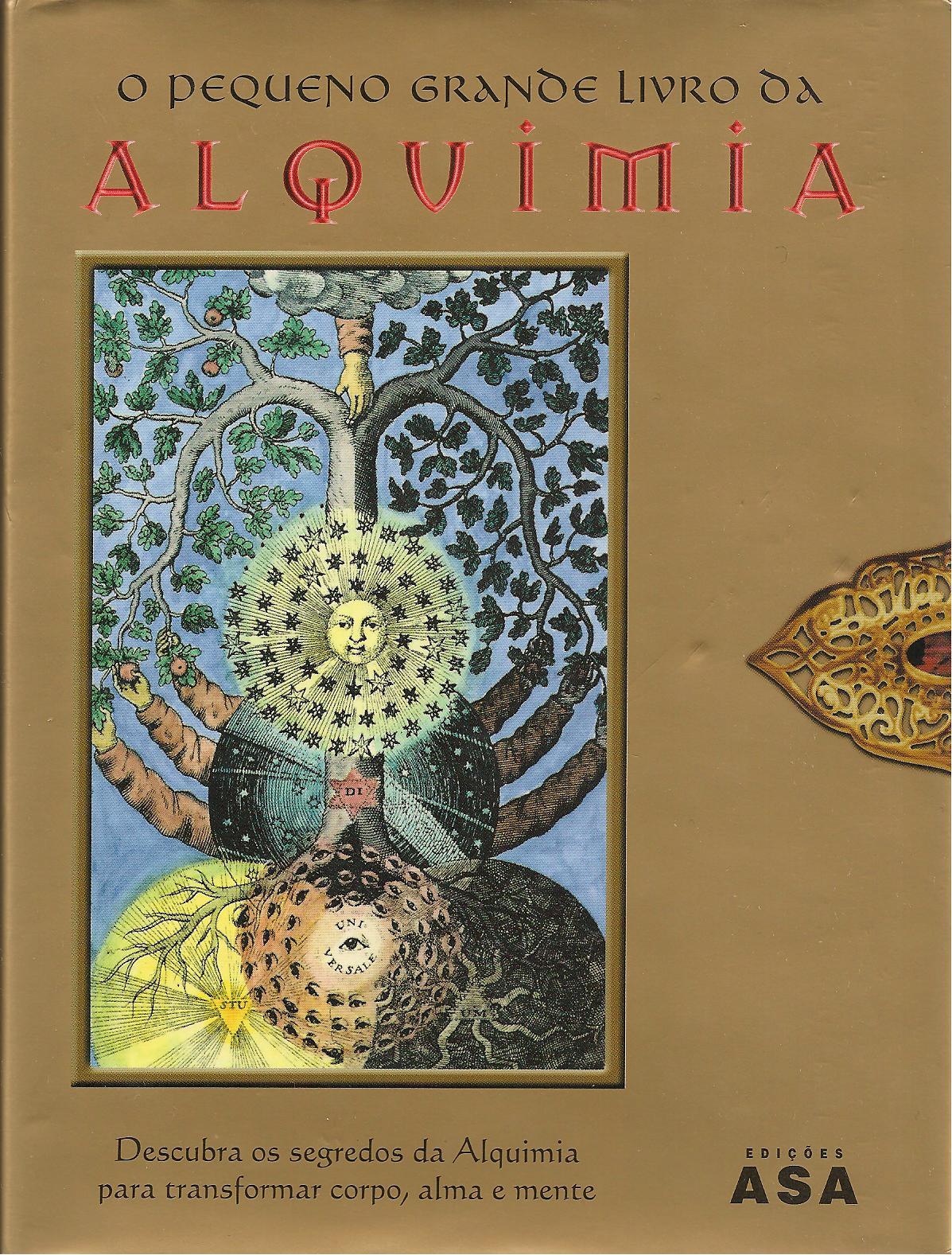 Abraxaz Temple: O Pequeno Grande Livro da Alquimia