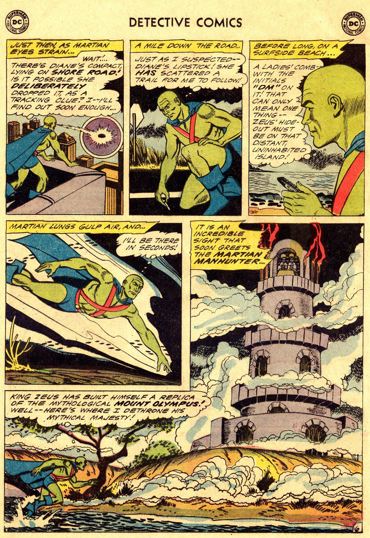 Detective Comics (1937) 302 Page 23