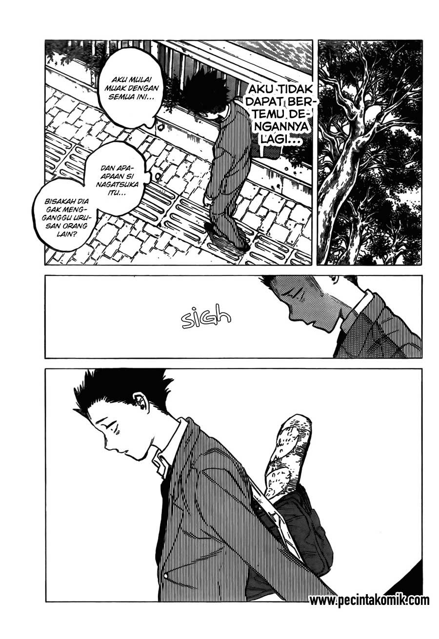 Koe no Katachi Chapter 09-12