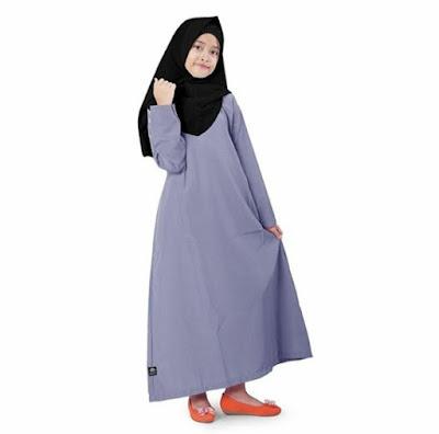 model hijab anak modern terbaru