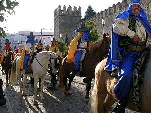 Horario e Itinerario Cabalgata los Reyes Mágos de El Puerto de Santa María (Cádiz) 2019