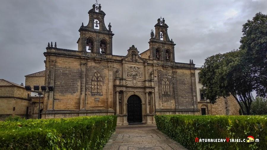 Sta. María de los Reales Alcázares, Úbeda