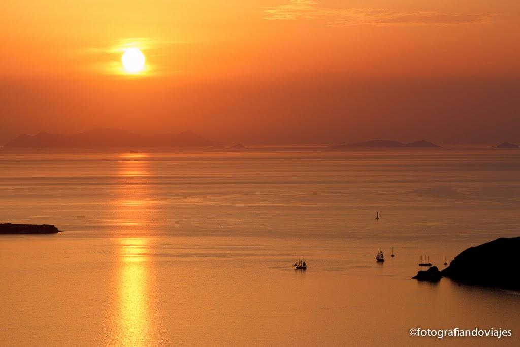 Imerovigli, Santorini, Islas cicladas en Grecia
