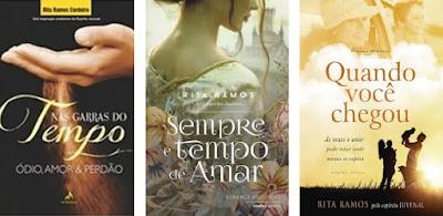 Livros de Rita Ramos Cordeiro no Blog EspiritualMente