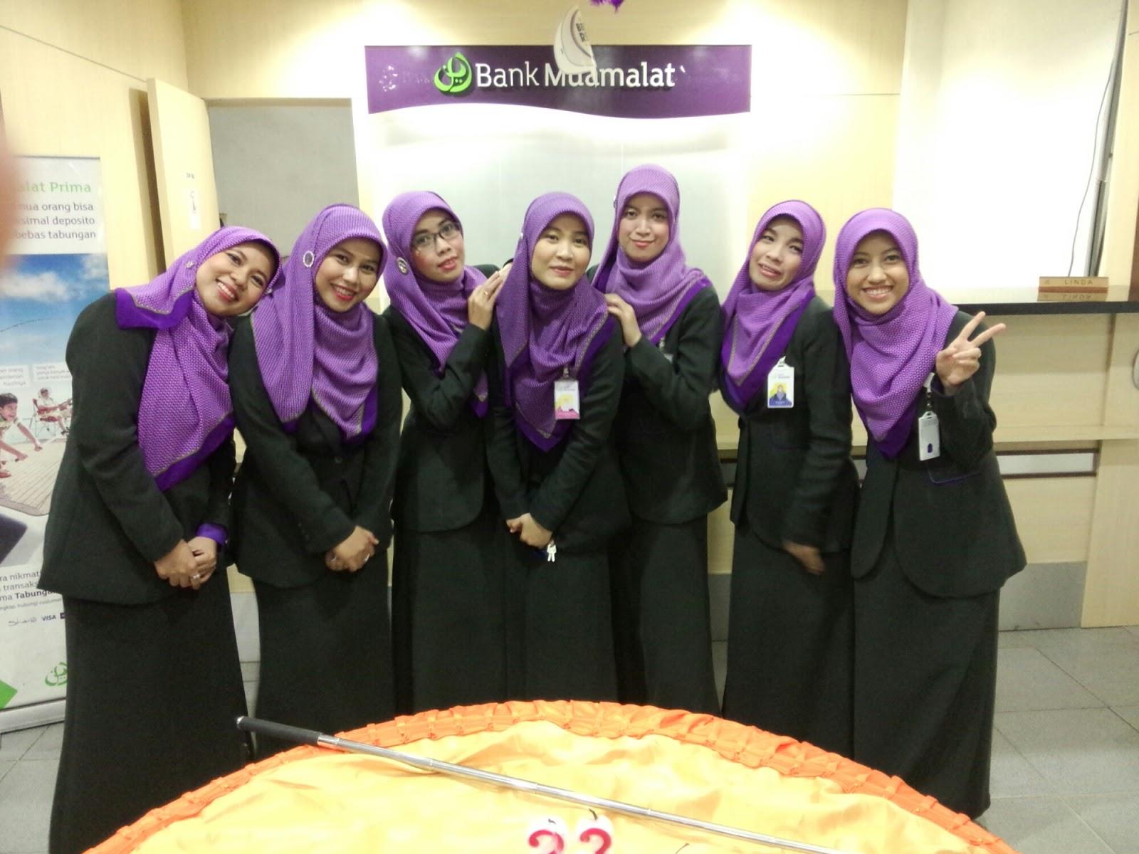 Lowongan Kerja Terbaru BANK Muamalat Tahun 2017