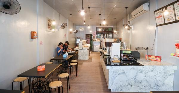 清食堂養生蔬食百匯 台中南區素食吃到飽只要250元 懷舊風用餐區