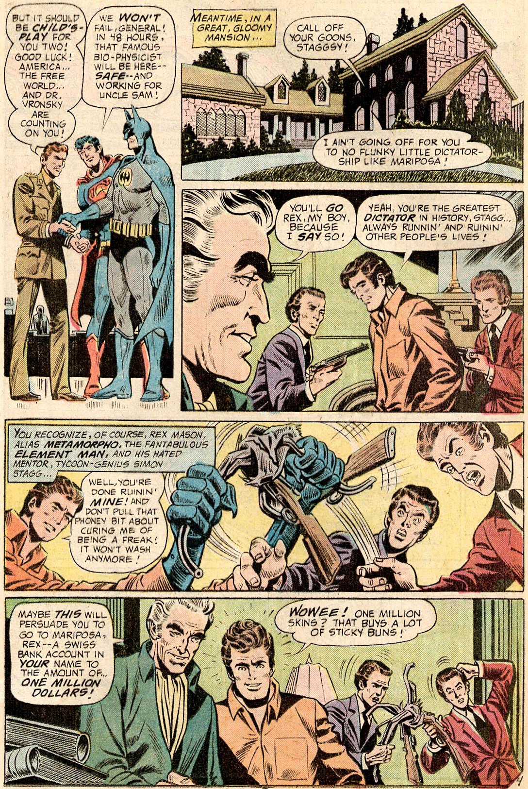 Read online World's Finest Comics comic -  Issue #226 - 6